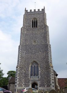 Picture of Reedham Church Tower
